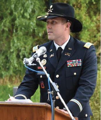 Mayor Upshaw Us Army